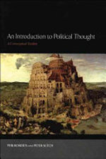 An Introduction to Political Thought - Peri Roberts, Peter Sutch (ISBN 9780748616800)