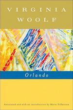 Orlando - Virginia Woolf, Mark Hussey (ISBN 9780156031516)