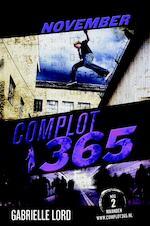 Complot 365. November - G. Lord (ISBN 9789020649116)