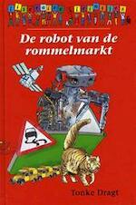 De robot van de rommelmarkt
