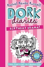 Dork Diaries: Birthday Drama! - Rachel Renée Russell (ISBN 9781471173158)