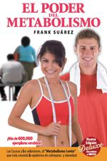El Poder del Metabolismo - Frank Suárez (ISBN 9788494116605)