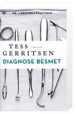 Diagnose besmet - Tess Gerritsen (ISBN 9789044352078)