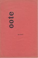 oote - Jan Hanlo