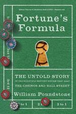 Fortune's Formula - William Poundstone (ISBN 9780809045990)