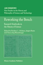 Reworking the Bench - (ISBN 9781402010392)