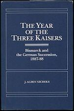 The year of the three Kaisers