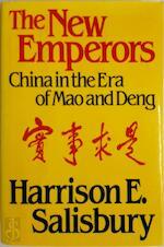 The New Emperors - Harrison Evans Salisbury (ISBN 9780316809108)