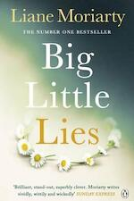 Big Little Lies - Liane Moriarty (ISBN 9781405916363)
