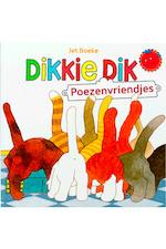 Dikkie Dik - Poezenvriendjes - Jet Boeke