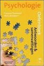 Psychologie oefenboek - F. Dumoulin, M. Brysbaert (ISBN 9789038214061)