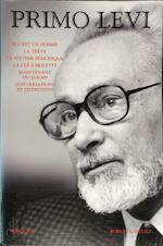 Oeuvres - Primo Levi (ISBN 9782221098943)