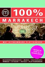 100% Marrakech - Rixt Albertsma (ISBN 9789057674235)