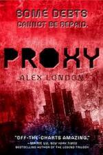 Proxy - Alex London (ISBN 9780147511331)