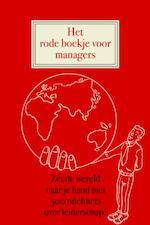 Het rode boekje voor managers - Jan Dijkgraaf (ISBN 9789045309620)