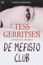 De Mefisto club - Tess Gerritsen (ISBN 9789044319743)