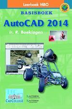 AutoCAD 2014 mbo leerboek - R. Boeklagen, Ronald Boeklagen (ISBN 9789072487858)