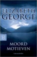 Moordmotieven - Elizabeth George (ISBN 9789022987292)