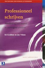 Professioneel schrijven - E. Grubben, Jacques Vriens (ISBN 9789052615899)