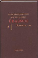 5 - Desiderius Erasmus (ISBN 9789061005919)