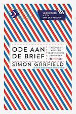 Ode aan de brief - Simon Garfield (ISBN 9789492060006)
