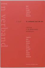 In verband met de zin - J. Luif (ISBN 9789048506989)
