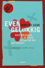 Even gelukkig + CD - Dimitri Leue (ISBN 9789020962772)