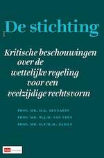 De Stichting - ML Lennarts (ISBN 9789012386937)