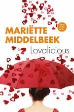 Lovalicious - Mariëtte Middelbeek (ISBN 9789059778252)