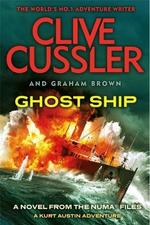 Ghost Ship - Clive Cussler (ISBN 9781405914529)