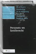 Personen- en familierecht - C. Asser (ISBN 9789013093889)