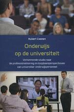 Onderwijs op de universiteit - Hubert Coonen (ISBN 9789044130904)