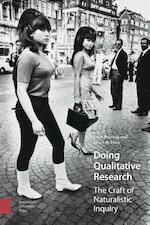 Doing qualitative research - Joost Beuving, Geert de Vries (ISBN 9789089647658)