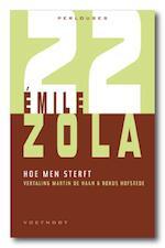 Hoe men sterft - Emile Zola (ISBN 9789078068594)