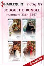 Bouquet e-bundel nummers 3364 - 3367 - Sarah Morgan (ISBN 9789461994585)