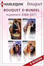 Bouquet e-bundel nummers 3368 - 3371 - Penny Jordan (ISBN 9789461994660)