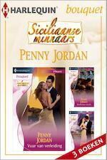 Siciliaanse minnaars - Penny Jordan (ISBN 9789461993793)