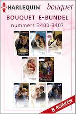 Bouquet e-bundel nummers 3400 - 3407 - Sarah Morgan (ISBN 9789461995629)