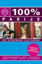 100% Parijs - Evelyn ter Bekke (ISBN 9789057674211)