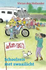 Schoolreis met zwaailicht - Vivian den Hollander