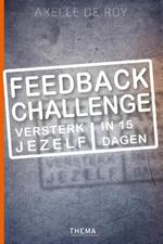 Feedback challenge - Axelle de Roy (ISBN 9789462720619)