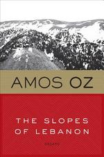 The Slopes of Lebanon - Amos Oz (ISBN 9780547636924)