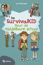 SurvivalKID Middelbaar onderwijs - Luc Descamps (ISBN 9789462345485)