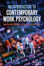 Introduction to Contemporary Work Psychology - Maria C.W. Peeters (ISBN 9781119945536)
