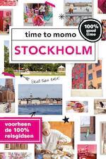 Stockholm - Saskia de Leeuw (ISBN 9789057677755)