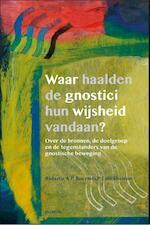 Waar haalden de gnostici hun wijsheid vandaan? - A.P. Bos (ISBN 9789463400428)