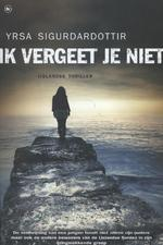 Ik vergeet je niet - Yrsa Sigurdardottir (ISBN 9789044338874)