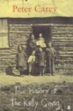 True history of the Kelly gang - Peter Carey (ISBN 9780571192168)