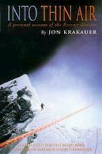 Into thin air - Jon Krakauer (ISBN 9780330353977)