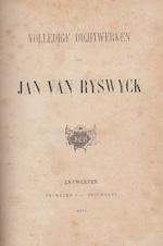Volledige dichtwerken - Jan van Ryswyck